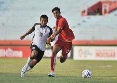 Myanmar Melaju ke Final Piala AFF U-19 2018