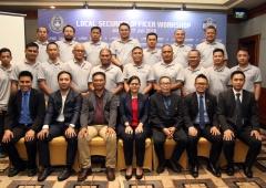 PSSI Gelar Workshop Security Officer