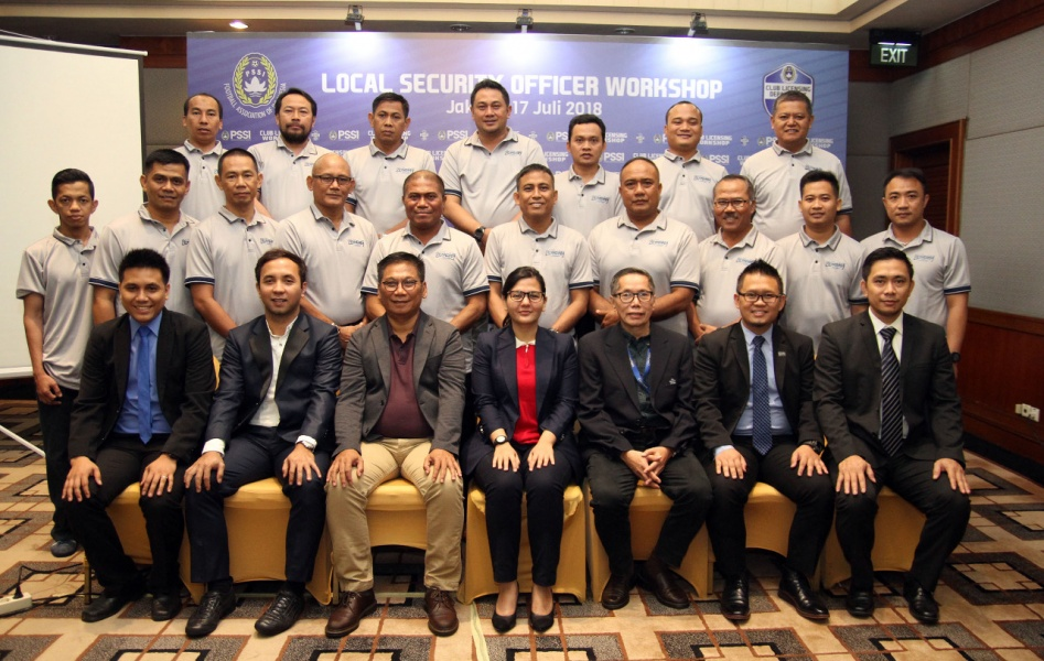 PSSI Gelar Workshop Security Officer