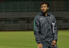 24 Pemain Timnas U-23 di TC Bali