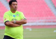 Pelatih Thailand Menyampaikan Apresiasi