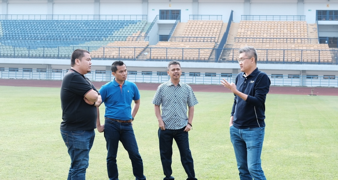 Inspeksi Stadion Venue Asian Games, AFC Puas
