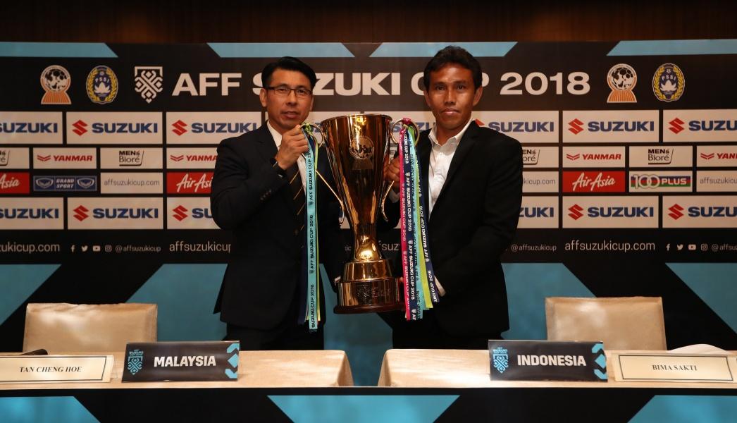 Indonesia Bersaing dengan Thailand di Grup B
