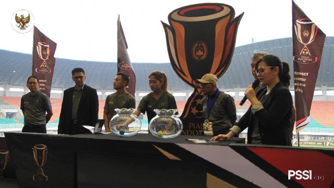 Piala Indonesia 2018 Dimulai di Bojonegoro