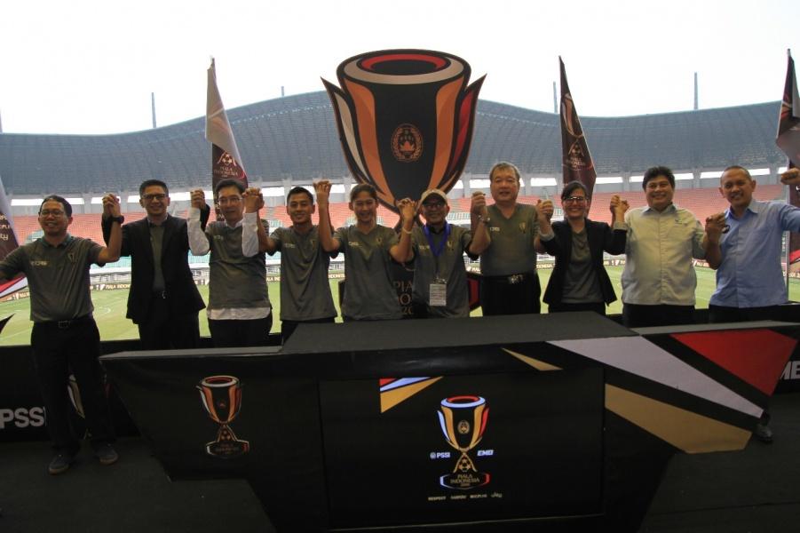Piala Indonesia Siap Bergulir