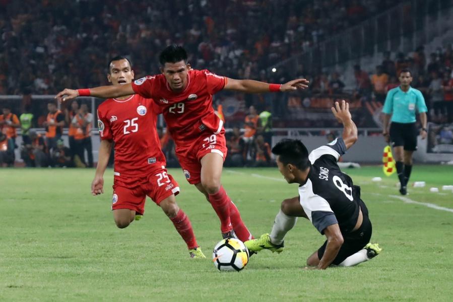Perjuangan Persija di Piala AFC 2018 Terhenti