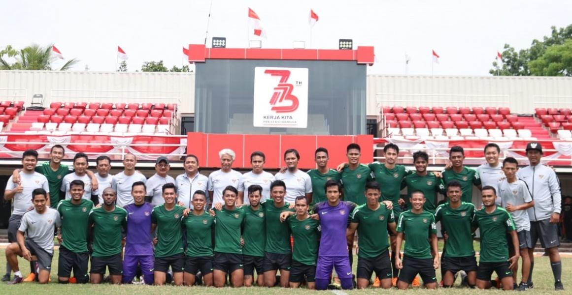 PSSI Upayakan yang Terbaik untuk Timnas Indonesia
