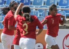 Start Manis Timnas Putri U-16 Pada Laga Perdana