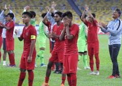Indonesia Amankan Satu Poin