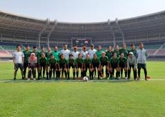 Indonesia Berjuang Maksimal Lawan India