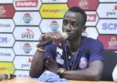 Makan Konate: InsyaAllah Arema FC Juara