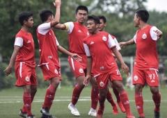 Persija dan Bhayangkara FC Pimpin Klasemen Liga 1 U-16