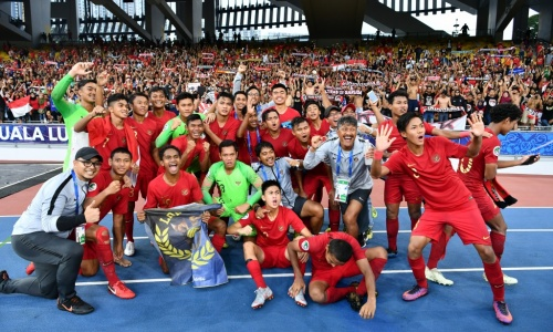 PSSI Dipercaya Jadi Tuan Rumah Kualifikasi Piala Asia U-16