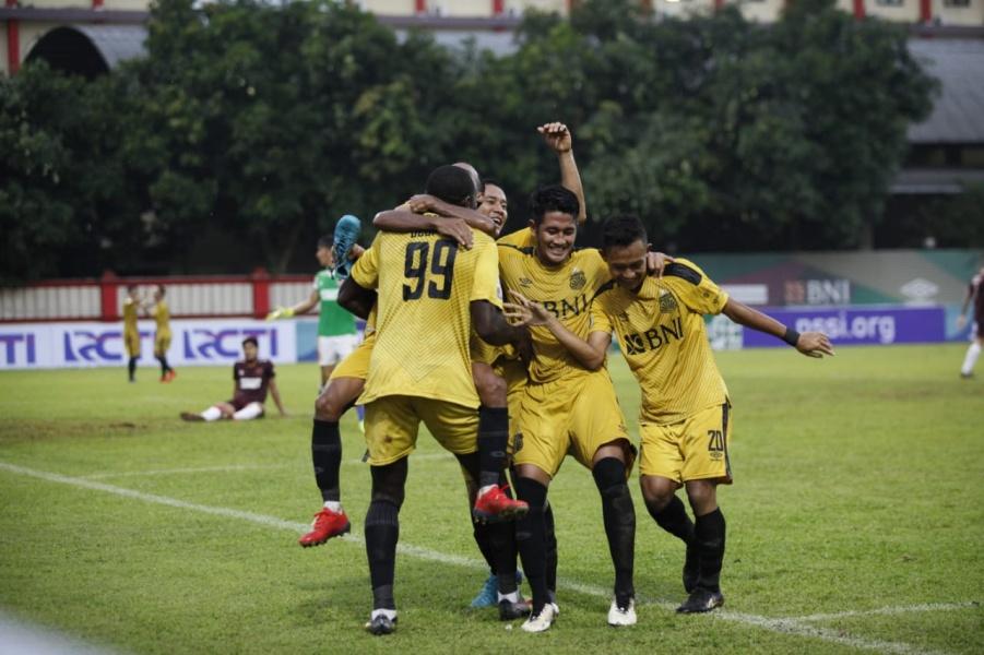 Bhayangkara FC Kalahkan PSM Makassar 4-2