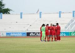 Langkah Timnas U-15 Terhenti di Semifinal