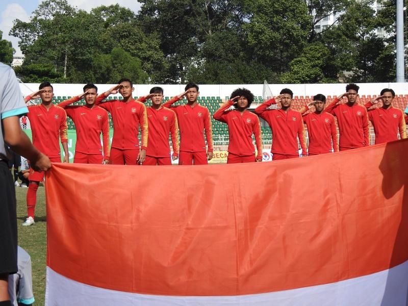 Indonesia Targetkan Juara Klasemen Grup A