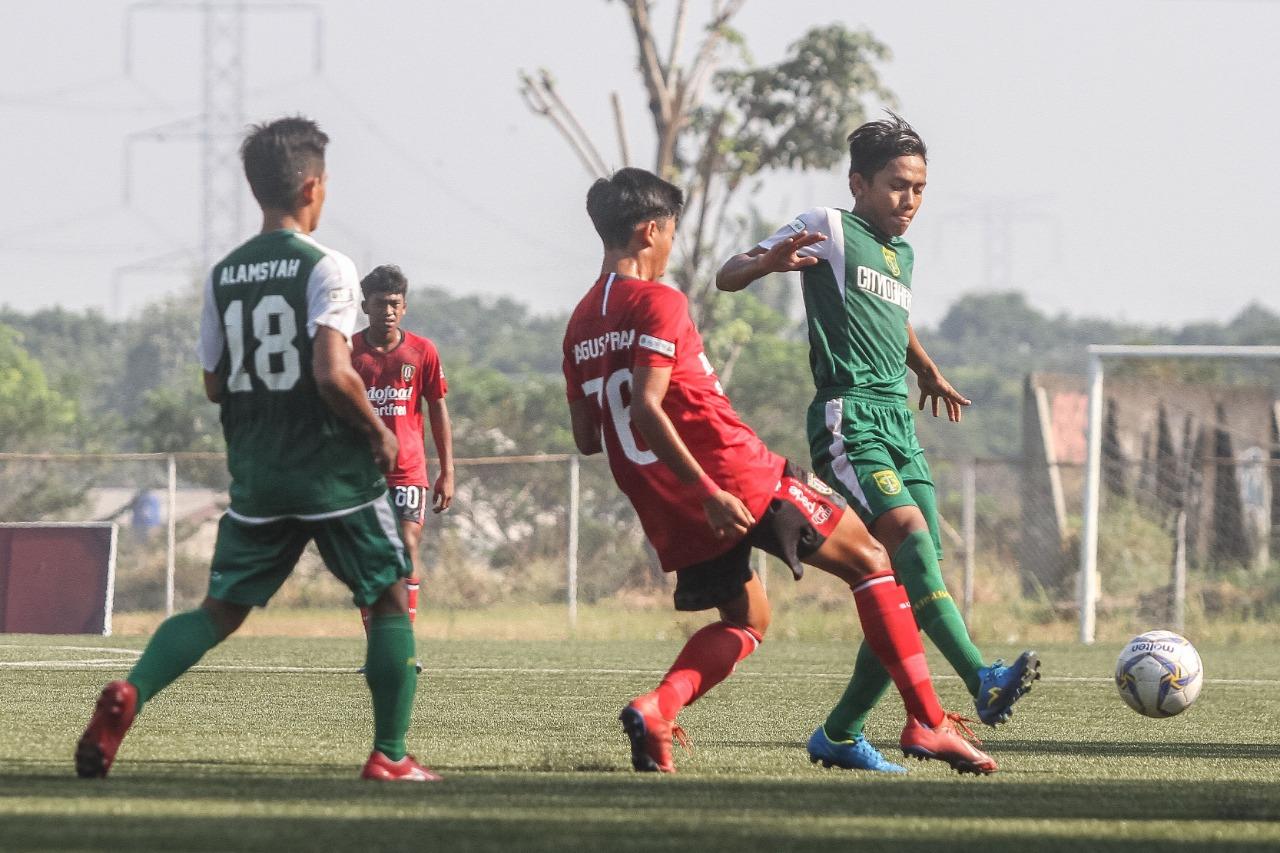 Persaingan Sengit di Grup C Liga 1 U-16 2019