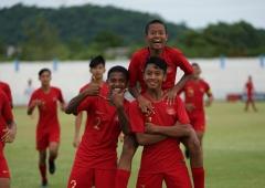 Timnas U16 Tambah Pengalaman Di Qatar