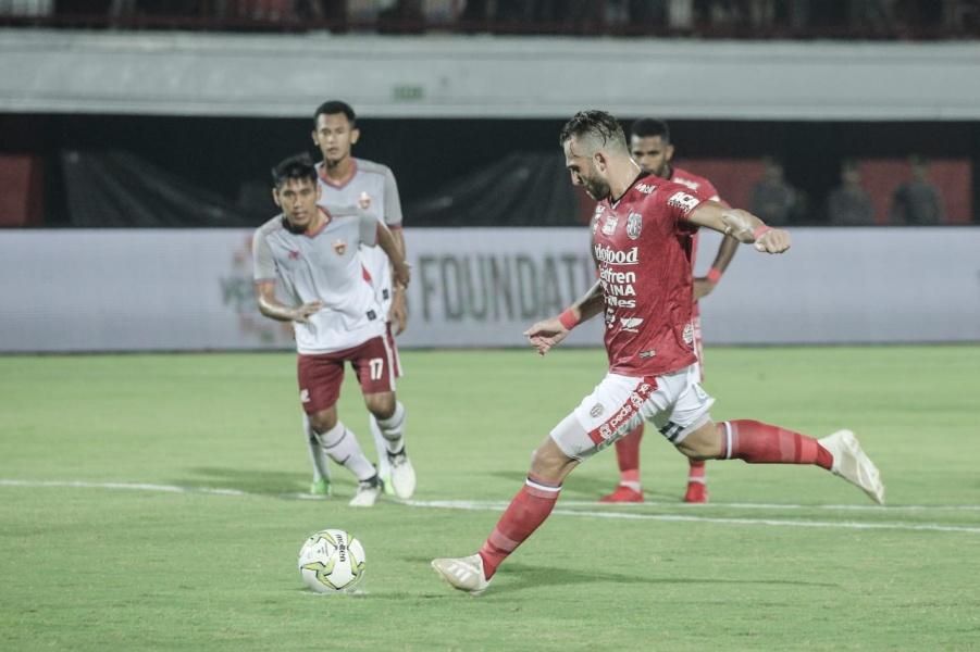 Kemenangan Sempurna Bali United