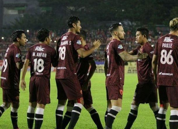 PSM Makassar Rebut Satu Tiket 16 Besar