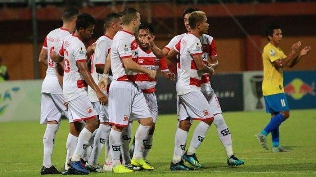 Bermain Imbang, Madura United Lolos 16 Besar