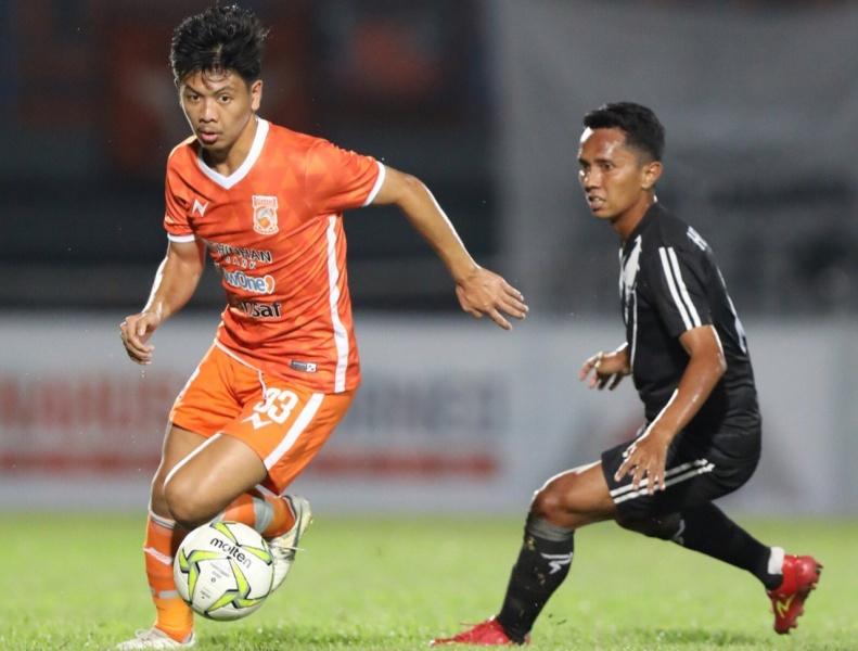 Borneo FC Pesta Gol di Segiri