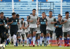 Persela Lamongan Siap Meredam Agresivitas Bali United