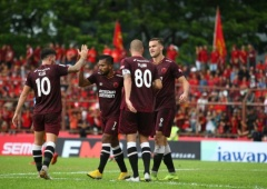 PSM Makassar Lolos Ke Babak 8 Besar
