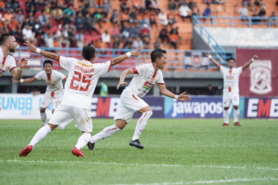 Persija ke Final Kratingdaeng Piala Indonesia 2018