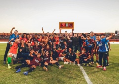 PSM Lawan Persija di Final Kratingdaeng Piala Indonesia