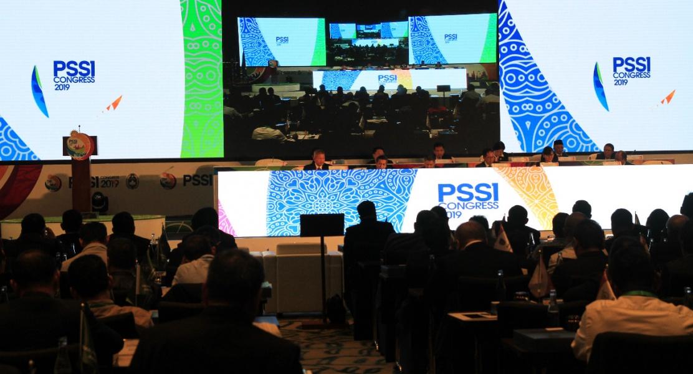 KLB PSSI Di Hotel Mercure Ancol