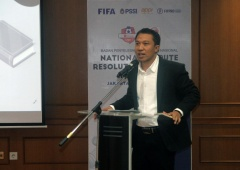 Pembentukan NDRC Tingkatkan Kualitas Sepak bola Indonesia