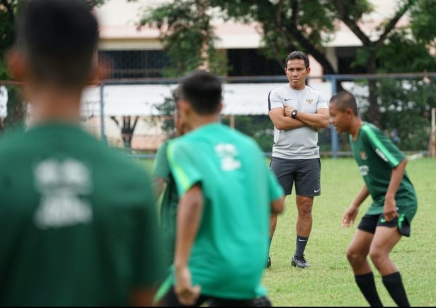 Tiba di Thailand, Timnas U-15 Langsung Fokus