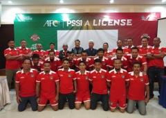 Tingkatkan Kualitas Pelatih, PSSI Gelar Kursus A AFC