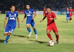 Timnas U-23 Bermain Imbang 0-0 Melawan PSIM
