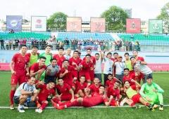 Timnas U-23 Lanjutkan TC di Bali