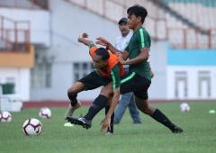 Timnas U-19 Tuntaskan TC dan Seleksi Tahap Kedua