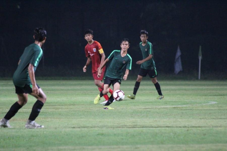 TC Timnas U-16 Tahap Kedua Berakhir Manis
