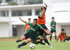Indra Sjafri Puas Hasil Internal Game Timnas U-23