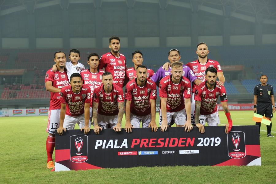 Bali United Tembus Perempat Final