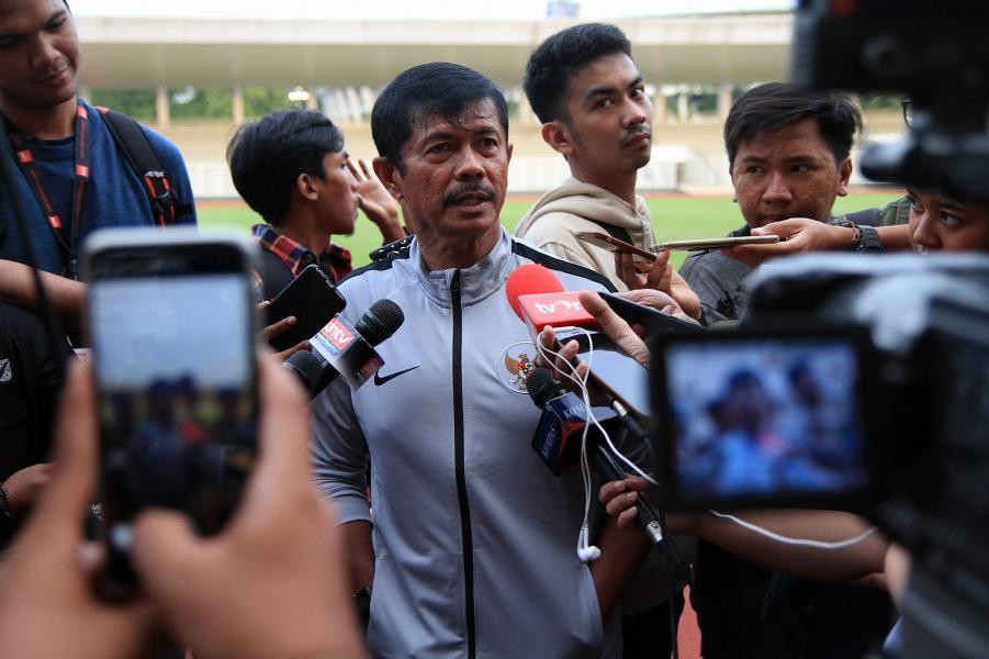 Indra Sjafri Bawa 24 Pemain ke Vietnam