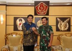 Panglima TNI Apresiasi Tinggi Piala Presiden 2019