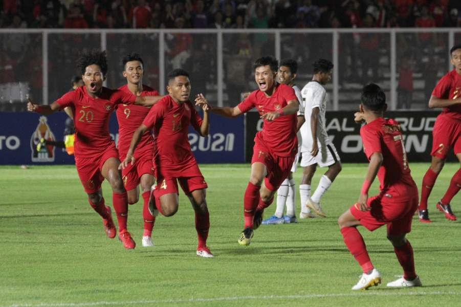 Indonesia Waspadai Kejutan Permainan Hong Kong