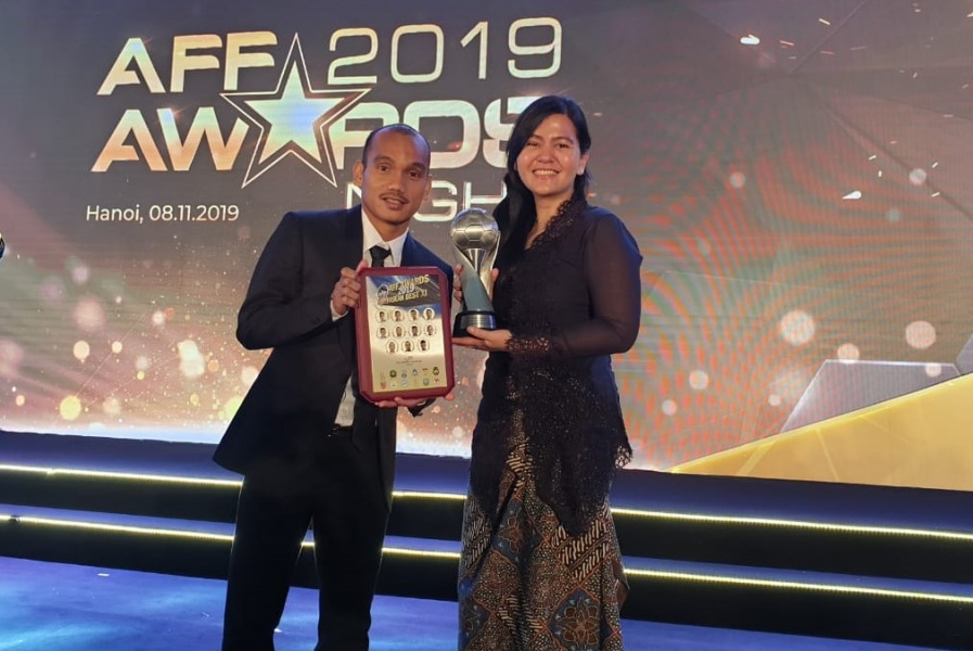 """PSSI Raih Penghargaan """"Member Association of The Year"""""""