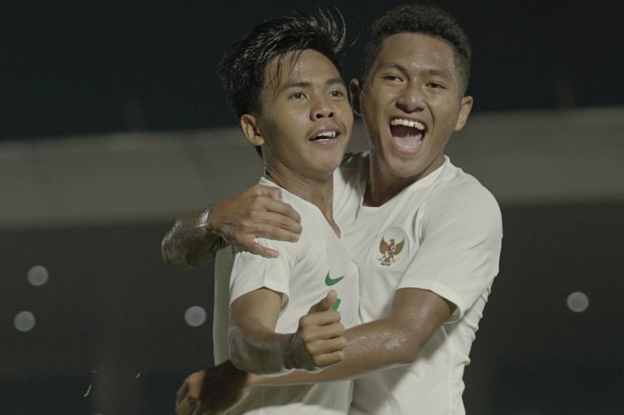 Indonesia Menang Lewat Permainan Atraktif dari Sayap