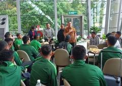Motivasi Ketum PSSI Untuk Skuat Garuda