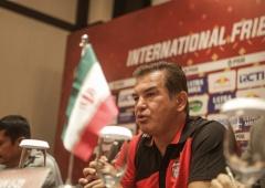 Pelatih Iran: Cuaca Indonesia Mirip Thailand