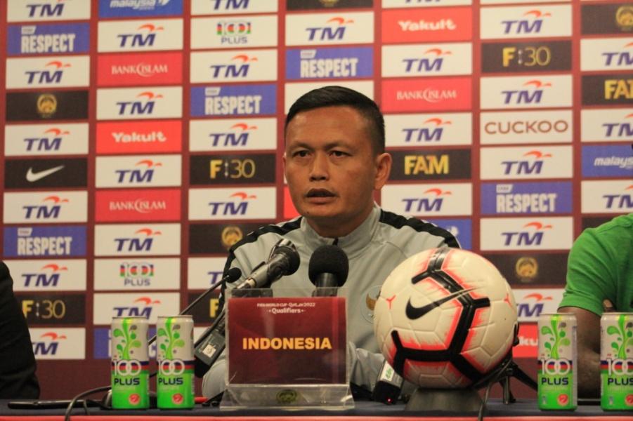 Timnas Indonesia Bertekad Raih Kemenangan Lawan Malaysia