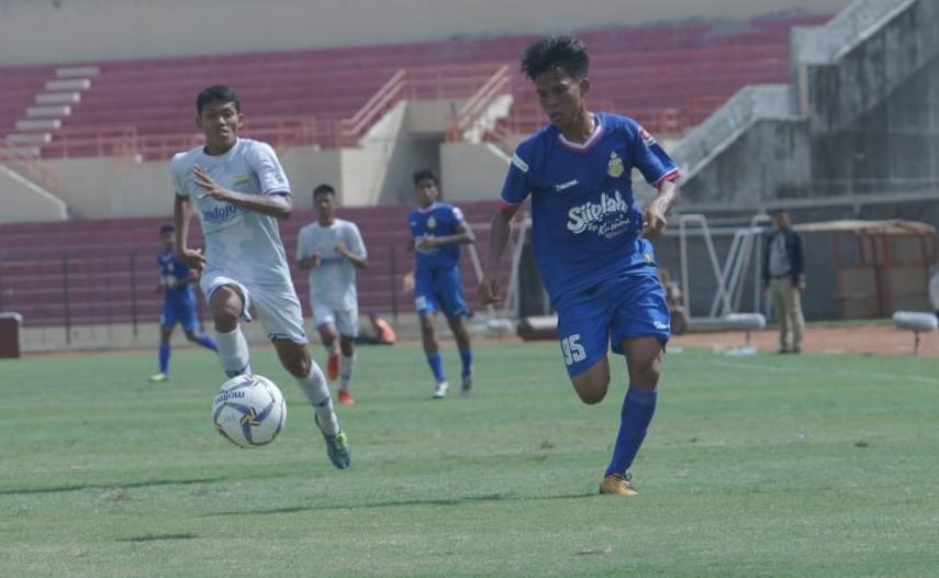 Bhayangkara FC U-18 Rebut Tiket Semifinal