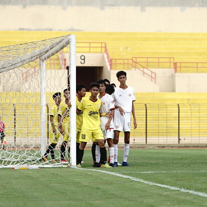 Hasil Imbang di Hari Pertama Babak 8 Besar Liga 1 U-18